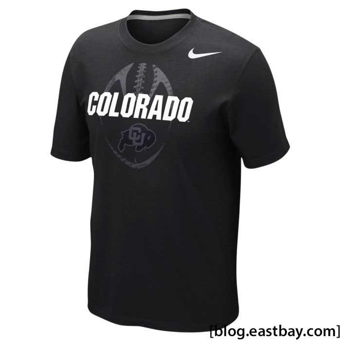 Nike College Team Issue T-Shirt - Colorado Buffaloes