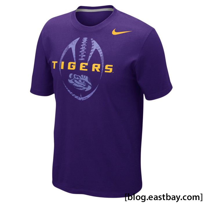 Nike College Team Issue T-Shirt - LSU Tigers