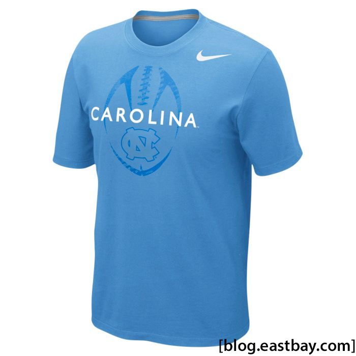 Nike College Team Issue T-Shirt - North Carolina Tar Heels