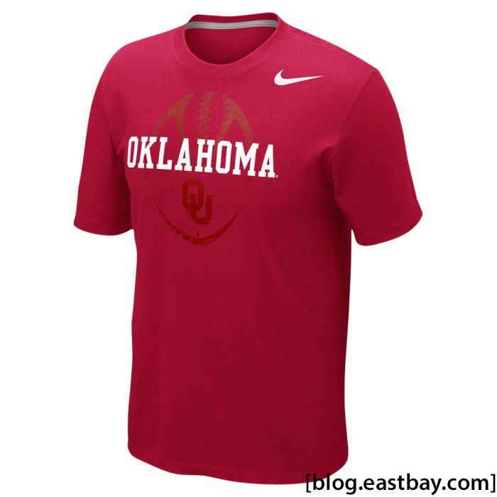 Nike College Team Issue T-Shirt - Oklahoma Sooners