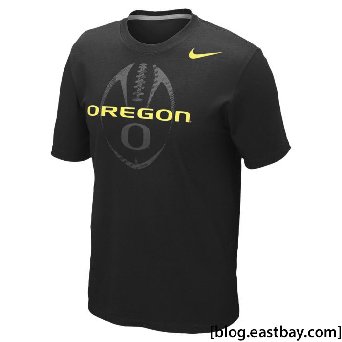 Nike College Team Issue T-Shirt - Oregon Ducks