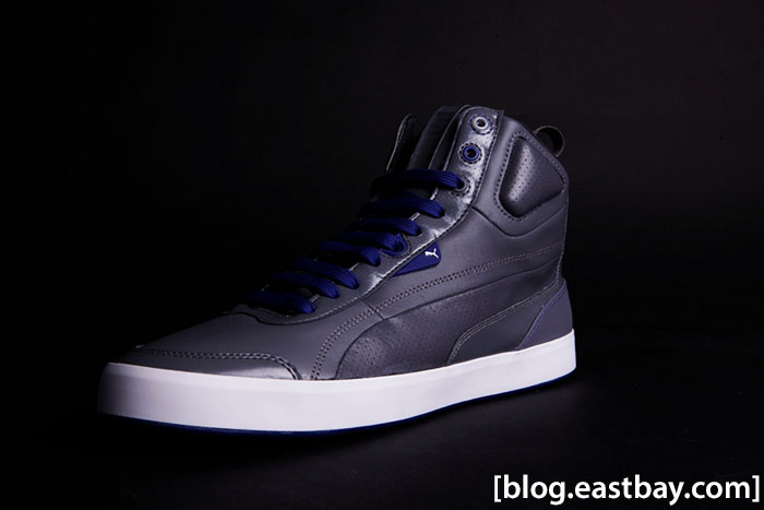 PUMA Suburb Grey Purple