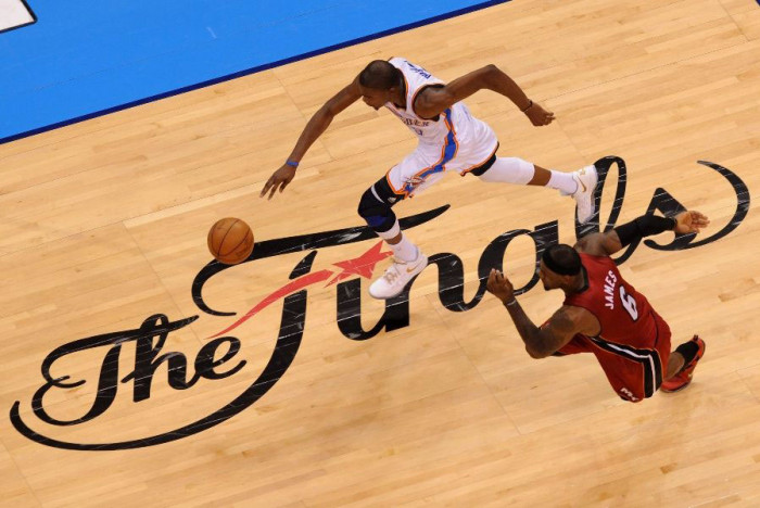 Sneaker Watch // Thunderous Rally Gives OKC Edge in Game 1
