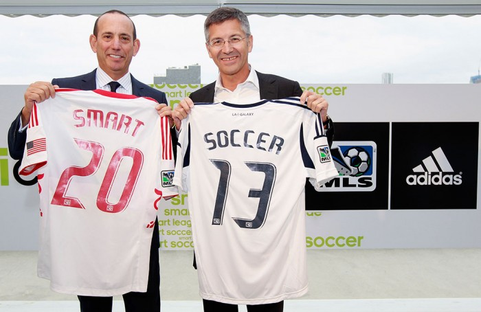adidas & MLS Announce World's First Smart Soccer League (1)