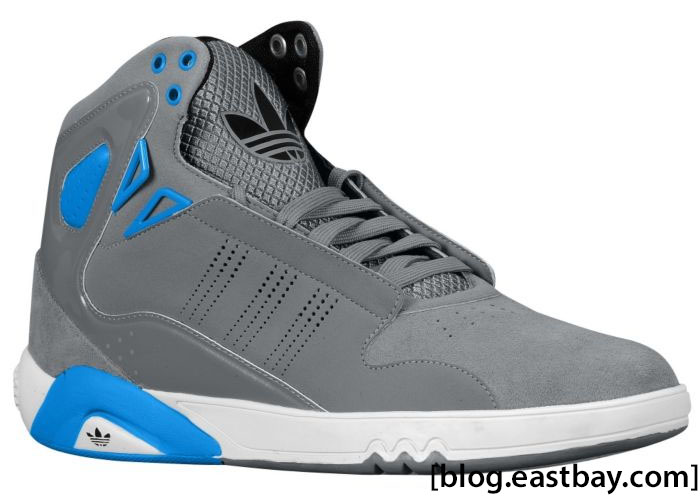 adidas Originals Roundhouse Mid 2.0 Tech Grey Pool Blue G61134
