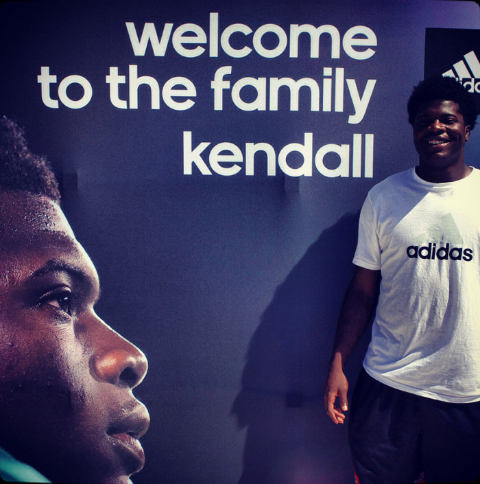 adidas Signs Kendall Wright (2)