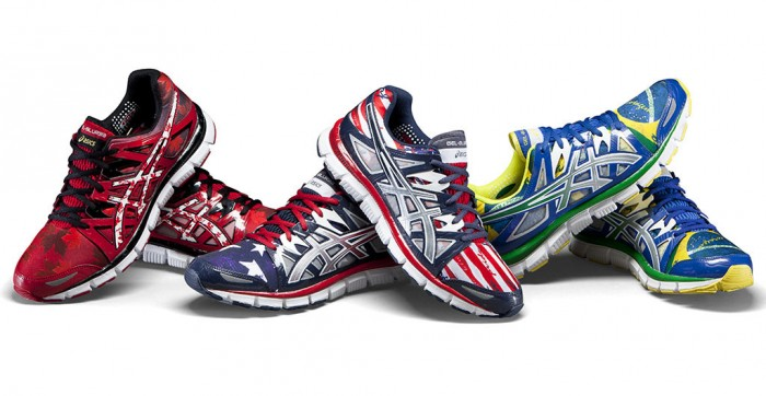 ASICS GEL-Blur 33 2.0 - Flag Collection