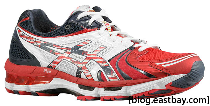 ASICS GEL Kayano 18 USA Eastbay Blog: Eastbay Blog  Eastbay Blog : Eastbay Blog