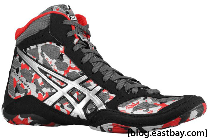 ASICS Split Second 9 LE Black Silver Red