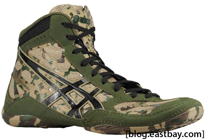 ASICS Split Second 9 LE Khaki Black Army Green