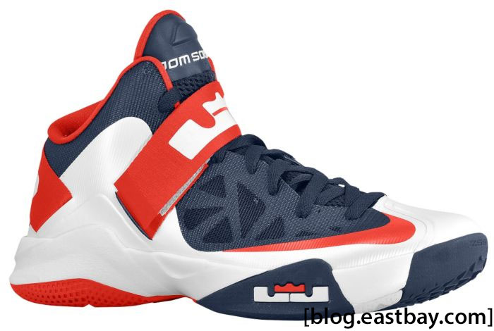 Nike Zoom Soldier VI USA 525015-101