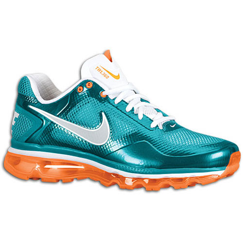 4b662ddf5c2c Available  Nike Air Trainer 1.3 Max Breathe – Miami Dolphins