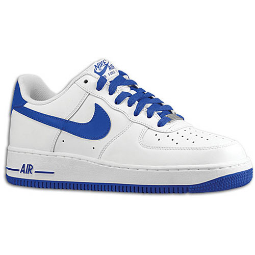Available: Nike Air Force 1 Low – White/Old Royal