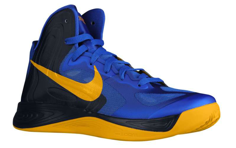 new style 6e62d 34f7f Available  Nike Zoom Hyperfuse 2012 – Game Royal Obsidian-University Gold