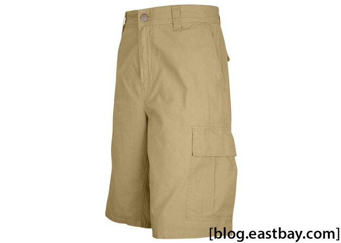 LRG Core Collection Ripstop Cargo Short British Khaki