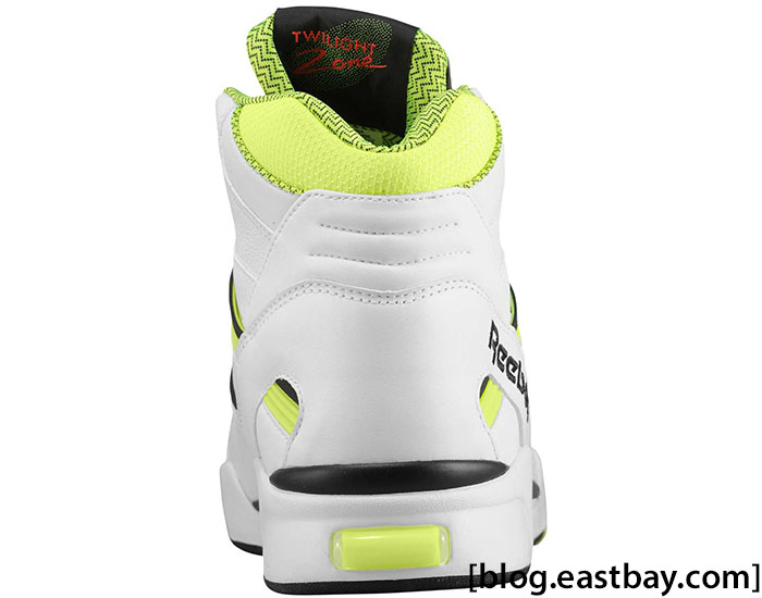 Reebok Twilight Zone Pump White Black Neon J10323 (3)