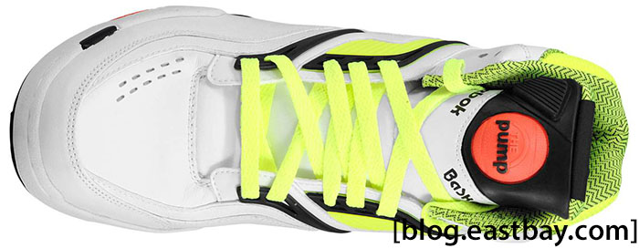 Reebok Twilight Zone Pump White Black Neon J10323 (4)