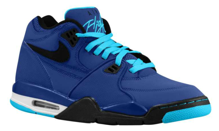 low priced 34dd9 7a499 Available  Nike Air Flight 89 – Dark Royal Current Blue-Black