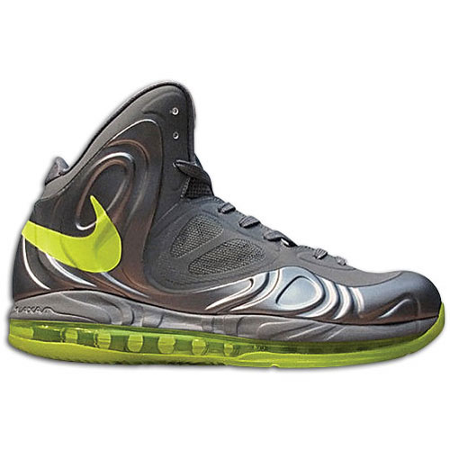 separation shoes 56a53 9b6f7 Available  Nike Air Max Hyperposite – Charcoal Grey Atomic Green