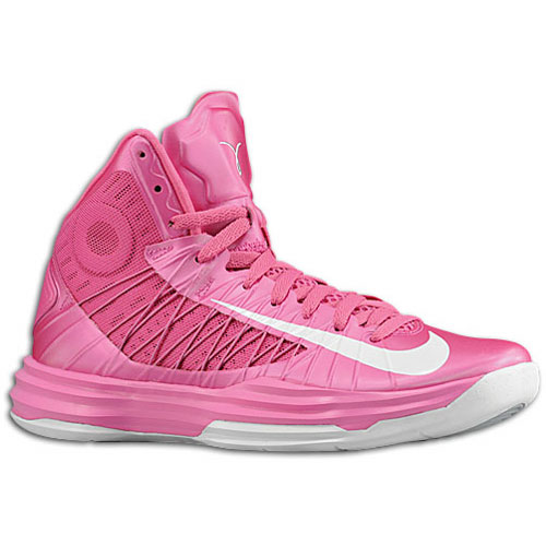 "quality design c1a8e 5fdfe Available  Nike Lunar Hyperdunk 2012 – Kay Yow ""Think Pink"""