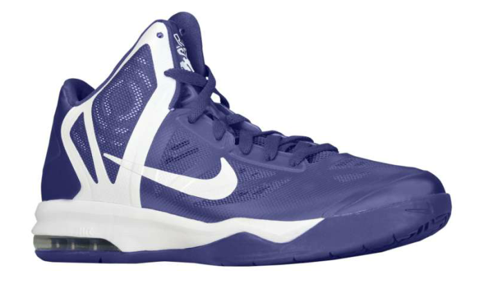 outlet store 67245 7af66 Available  Nike Air Max Hyperaggressor – Court Purple White