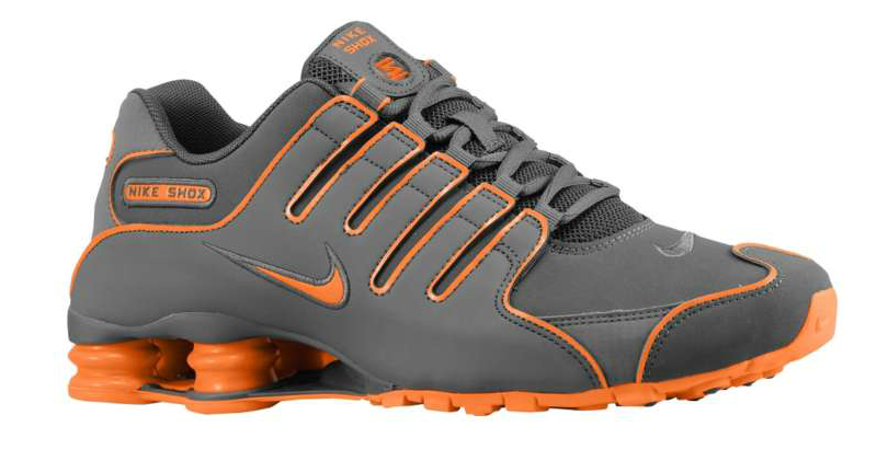 Available  Nike Shox NZ – Black Team Orange cfbd6d81d