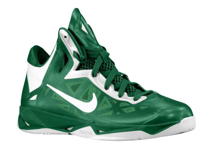 Available: Nike Zoom Hyperchaos – Gorge Green/White