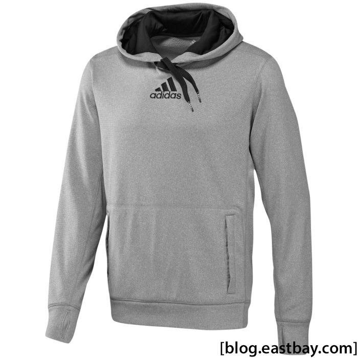 adidas fleece ultimate hoodie
