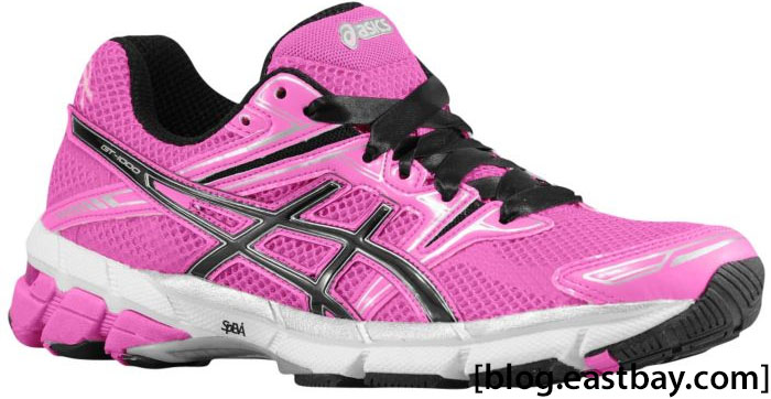ASICS GT-1000 Women's Pink White Black (1)
