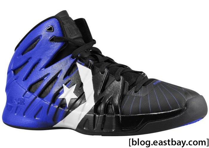 Converse MVP Royal Black