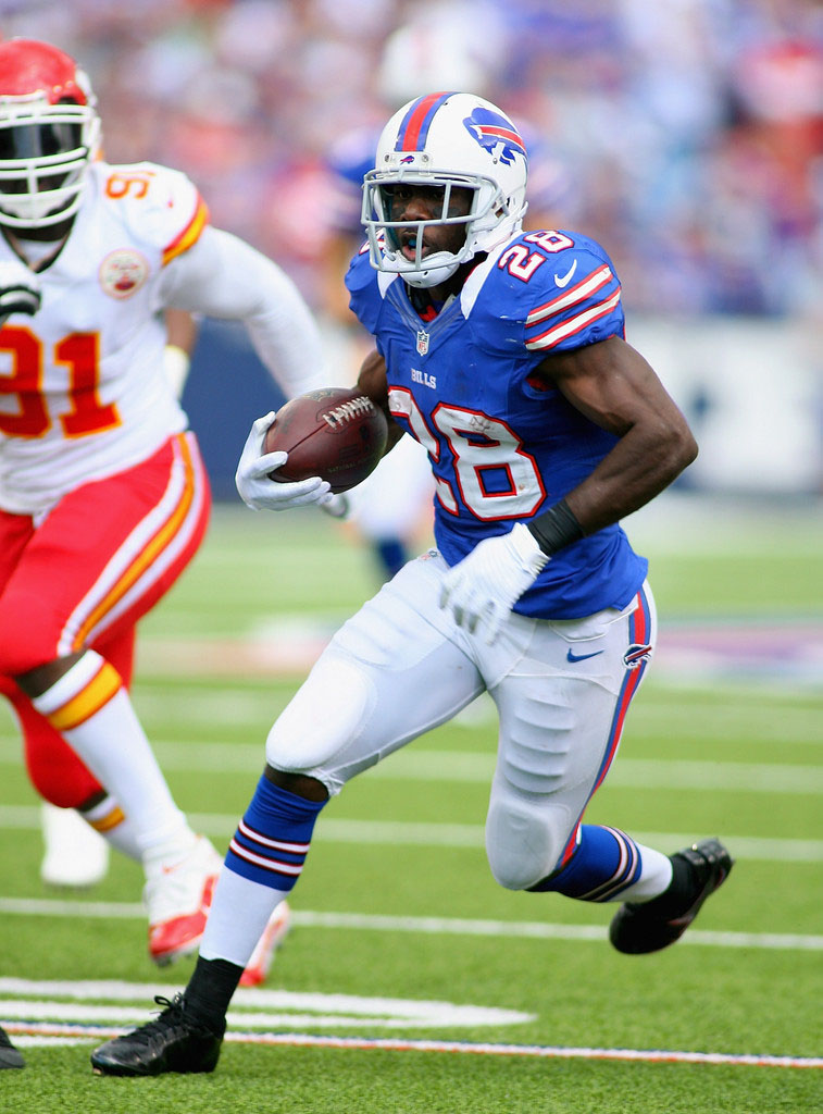 Eastbay Fantasy Challenge // C.J. Spiller for adidas