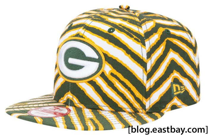New Era NFL Zubaz Snapback Green Bay Packers