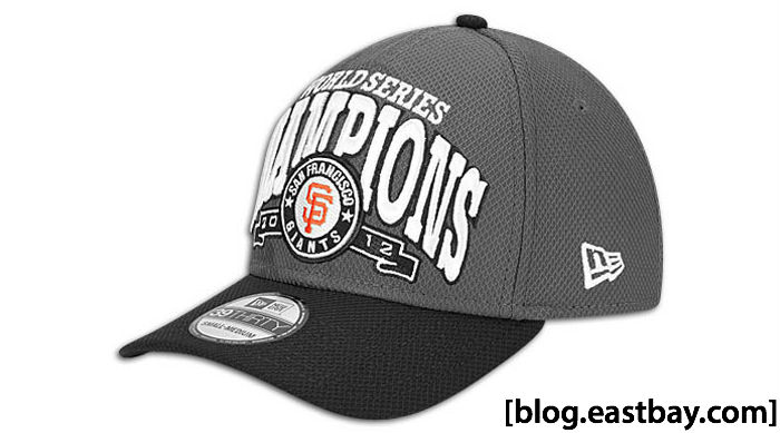 New Era 39Thirty World Series Champions Cap San Francisco Giants