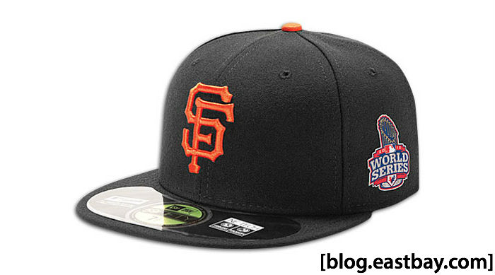 New Era 59Fifty MLB World Series Side Patch Cap San Francisco Giants