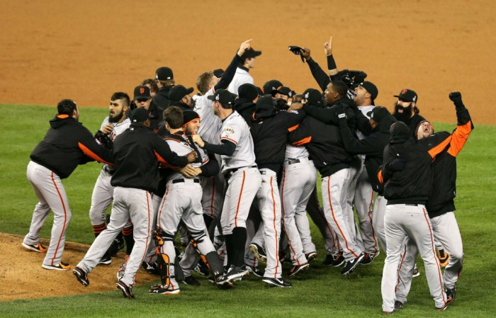 San Francisco Giants Celebrate World Series Championship (2)