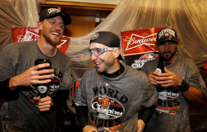 San Francisco Giants Celebrate World Series Championship (1)
