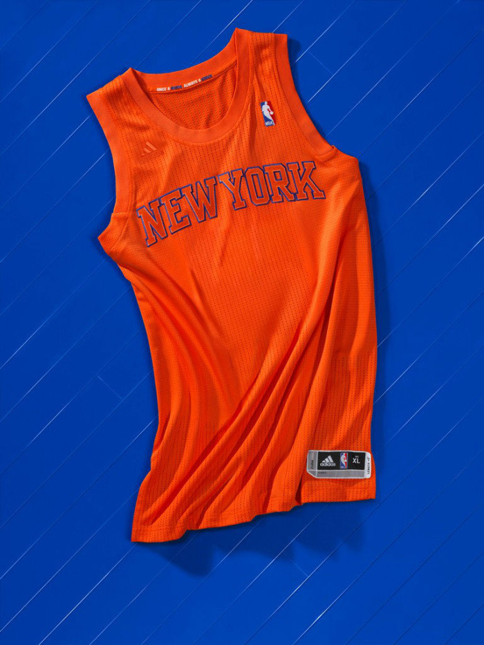 adidas Christmas Day BIG Color Uniforms - New York Knicks