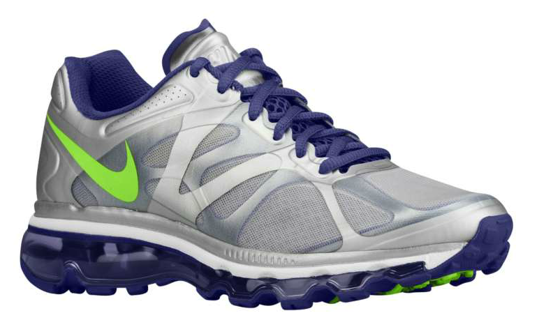 4b38c726f8c0 Available  Nike WMNS Air Max 2012 – Metallic Silver Court Purple-Electric  Green