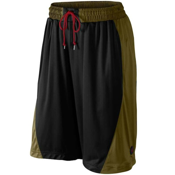 c0f24411228 Air Jordan Retro 9 All-World Shorts - Olive | Eastbay Blog : Eastbay ...