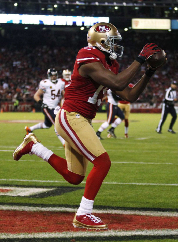 Nfl Watch Kaepernick Tames Bears In First Start