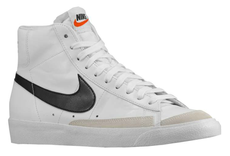 reputable site 8e411 bd5d0 ... coupon for available nike blazer mid 77 premium white team orange black  bc6a6 07b9f ...
