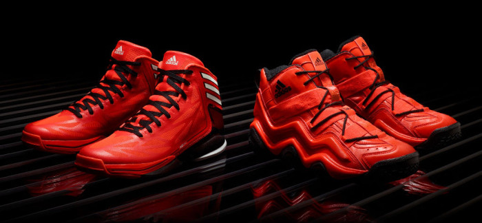 adidas Basketball Bright Lights, Big City Pack Chicago