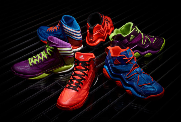 adidas Basketball Bright Lights, Big City Pack