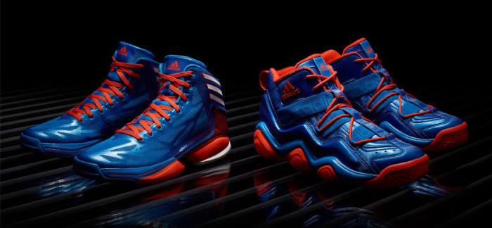 adidas Basketball Bright Lights, Big City Pack New York City