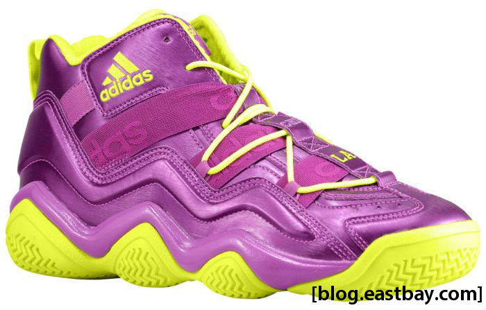 adidas Top Ten 2000 Bright Lights Big City Pack  Los Angeles Lakers G59159 (1)