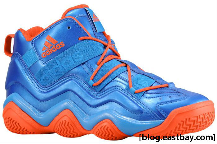 adidas Top Ten 2000 Bright Lights Big City New York City Knicks G59156