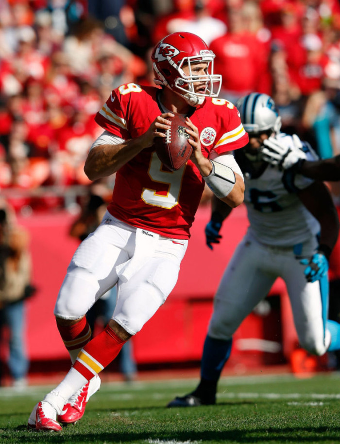 Brady Quinn Chiefs Vs Panthers Eastbay Mobile Blog, F...