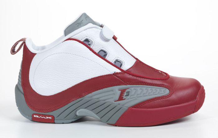 Reebok Answer IV White Red V44403 (1)