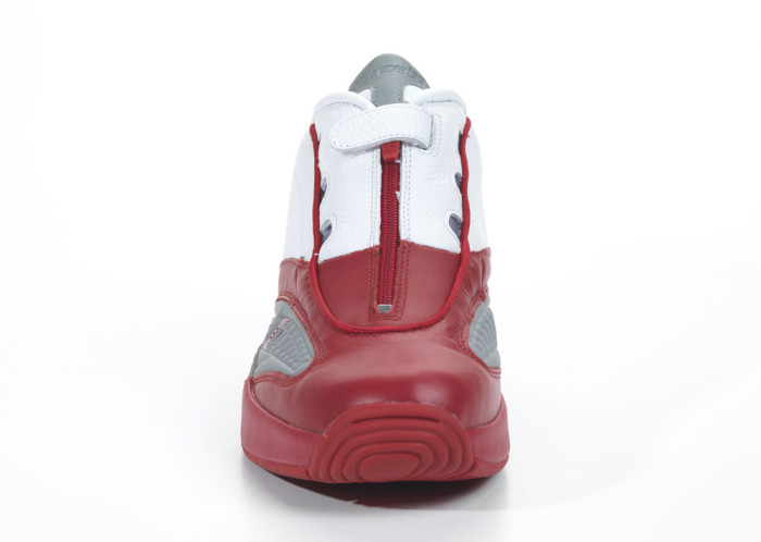 Reebok Answer IV White Red V44403 (2)