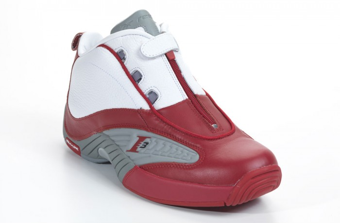 Reebok Answer IV White Red V44403 (7)